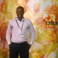 CALVIN JODISI, KENYA