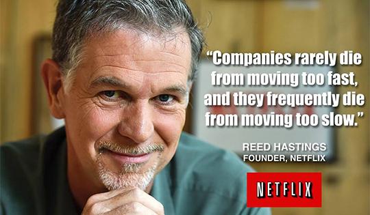 3 Steps Blockbuster Took To Make Netflix A $60 Billion Company