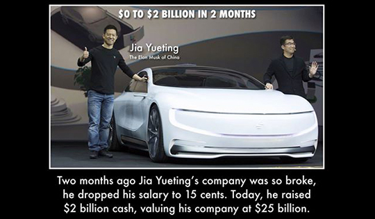 From $0 to $2 Billion In 2 Months